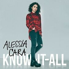 Know It All - Alessia Cara (2015, CD NIEUW)