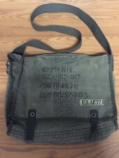 Men's American Eagle Army Green Messenger Bag