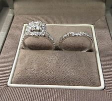 2.52 CTW NEIL LANE ENGAGEMENT RING SET GIA/IGI UPGRADED DIAMOND KAY GUARANTEE
