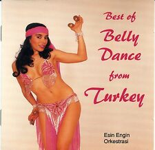 ESIN ENGIN ORKESTRASI: Best of Belly Dance from Turkey - 1995 EU CD