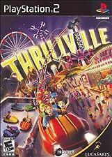 Thrillville - PlayStation 2, Very Good PlayStation2, Playstation 2 Video Games