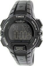 Timex Men's Ironman T5K793 Digital Plastic Quartz Watch