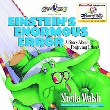 Einstein's Enormous Error: A Story About Forgiving Others (Gnoo Zoo, Book Three)