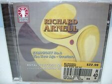 R Arnell: SYMPHONY 3, THE NEW AGE - OVERTURE, Royal Scottish NO/Yates Dutton NEW