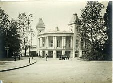 BELGIQUE GAND GENT Le royal Casino photo circa 1900