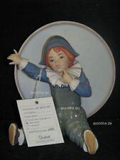 +# A012413_08 Goebel Archiv Muster Ruiz Clown Harlekin vor großer Trommel 11-404
