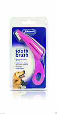 JOHNSONS VET CAT DOG FRESH BREATH TOOTHBRUSH \ Posted Today If Paid Before 1PM
