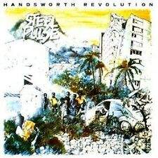 Steel Pulse Handsworth Revolution CD NEW SEALED Reggae Ku Klux Klan/Prodigal Son