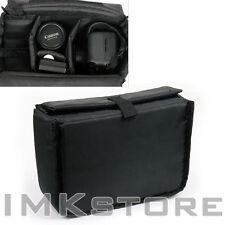 NEW MATIN Camera Insert Extendable Partition Padded Bag (M) for DSLR SLR Lens