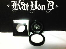 KAT VON D ~ METAL CRUSH EYESHADOW ~ THUNDERSTRUCK ~ 0.10 OZ BNIB AUTH  w/receipt