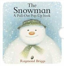Il Pupazzo Di Neve Pull-out LIBRO POP-UP da Raymond Briggs 9780141356372