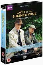 Last of the Summer Wine: The Complete Series 23 and 24 (Box Set) [DVD]