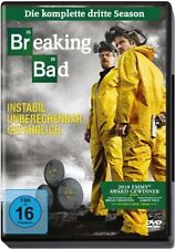 4 DVD-Box ° Breaking Bad - Staffel 3 ° NEU & OVP