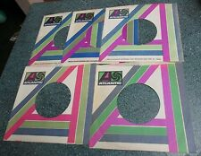 ATLANTIC Group 45 Sleeves VG+to NM LED ZEPPELIN YES KING CURTIS IRON BUTTERFLY +