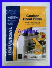 Universal Cooker Oven Extactor Grease Hood Filter Cut To Size 114 x 47cm FLT3445