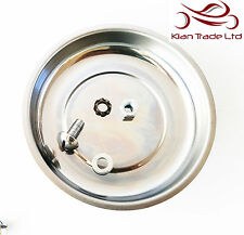 4 INCH STAINLESS STEEL MAGNETIC TRAY MOTORS CAR TRUCK NUT BOLT PARTS SPARE BOWL