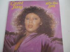 45 Tours CAROL JIANI Hit'n run lover 721656