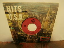 "the kinks""a well respected man""single7"" juke box,or.fr.pye:15218.biem de 1966"