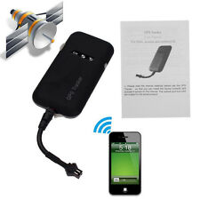 Quad Band GSM GPRS GPS Tracker Vehicle Truck Car Realtime Track System TK110 TRC