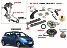 FOR KIA VENGA 1.4 CRDI D4FC 2010--  NEW TIMING CHAIN + GEARS + SPROCKET KIT