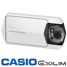 Casio EXILIM EX-TR200 TR200 Free Style Full HD Digital Camera White New Arrival