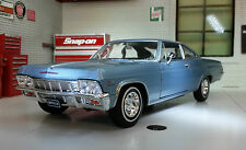 Chevrolet Impala SS 396 1965 1:24 Escala Welly De metal Detallado
