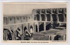 BELLAPAIS ABBEY: Cyprus postcard (C22704)