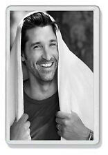Patrick Dempsey 002 (Grey's Anatomy) Fridge Magnet *Great Gift*