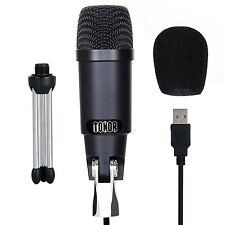 TONOR Professional USB Computer Condenser Microphone Mic for Mac PC Youtube
