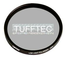Tiffen 62mm Low Light Polarizer Filter Only 1 f-stop ( 62LLPOL )