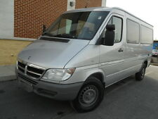 Dodge: Sprinter 2500 Wagon 1