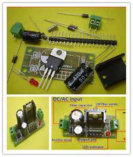 DIY kit  DC L7812 LM7812 Voltage Converter Regulator Module DC/AC 15v~24v to 12V
