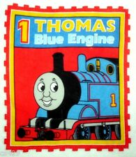 """11"""" THOMAS THE TRAIN TANK  FABRIC WALL SAFE FABRIC DECAL CHARACTER CUT OUT"""