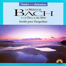 DAMAGED ARTWORK CD : Musica De Bach a La Orilla Del Mar