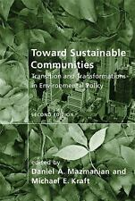 Toward Sustainable Communities: Transition and Transformations in Environmental