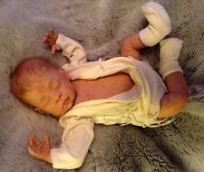 REBORN DOLL!   SWEET LIL CRADLE KIT!  CUTEST PREEMIE BABY EVER!