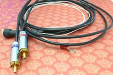 Cardas Belden 1.5 meter Tone Arm Phono Cable 5 pin Male DIN to WireWorld RCAs