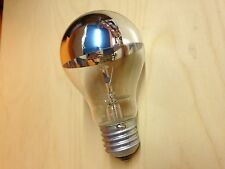60 watt special crown mirror reflector light bulb Edison screw cap E27 ES