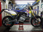 Rieju Motor bike MRT 125 cc supermoto powered by YZF WR 125 Yamaha Motorcycle