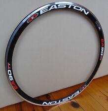NOS Easton EA90TT Rim, Black, 700c, 16H, Clincher, #8103805, BRAND NEW
