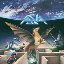 Asia - Then & Now (CD, Geffen) Wetton, Downes, Palmer - Heat of the Moment