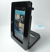 Asus Nexus 7 Black Acrylic Desktop Stand for Kiosk, POS, Show Store Display