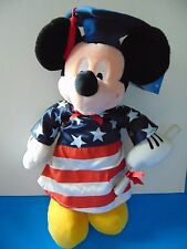 "Mickey Mouse Graduation Disney Store Exclusive 17"" Diploma Cap Look! w/tags"