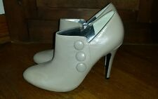 Guess Ankle Boots By Marciano Style Brive Gray Size 6.5
