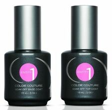ENTITY One Color Couture Soak off Gel Polish Top And Base Duo On Sale!
