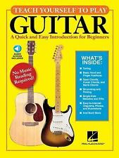Teach Yourself to Play Guitar : A Quick and Easy Introduction for Beginners...