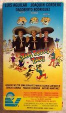 Tres Tristes Tigres (Prev. Viewed VHS)SPANISH-EXTREMELY RARE ON VHS! EXTREMELY!