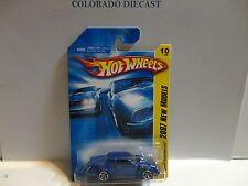 2007 Hot Wheels #10 Blue Buick Grand National w/OH5 Spoke Wheels