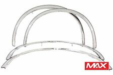 FTCR202 - 2001-2010 Chrysler PT Cruiser Stainless Steel Fender Trim
