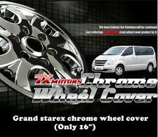 Chrome Wheel skin Cover 16 inch For Hyundai Grand starex ;imax;H1(2007~2015)